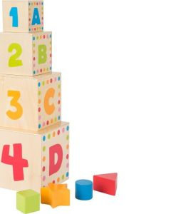 Legler ABC Stacking Cubes