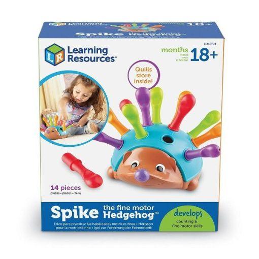 Spike the Fine Motor Hedgehog