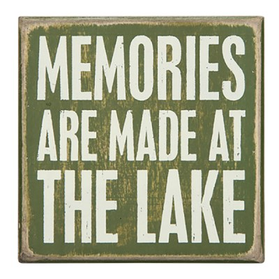 Lake House Decor