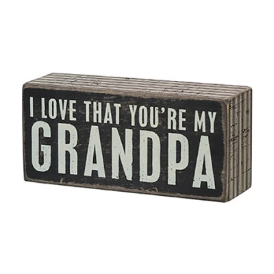 Grandfather Gifts