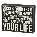 Soccer Home Decor
