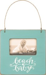 Green Baby Photo Frame | Gifts from the South