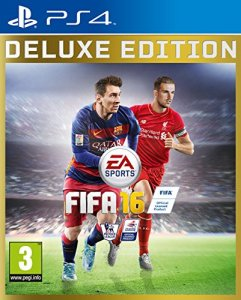 FIFA 2016 Deluxe Edition (PS4)