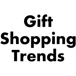 Gift Shopping Trends square