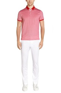 Prout 01 polo shirt by Hugo Boss