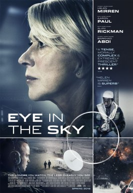 Eye In The Sky - Amazon video