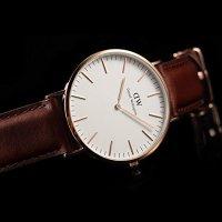 Daniel Wellington Classic St Mawes Rose Mens Quartz Watch