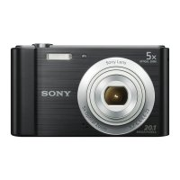 Sony DSCW800 Digital compact camera