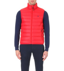 Polo Ralph Lauren Quilted Gilet