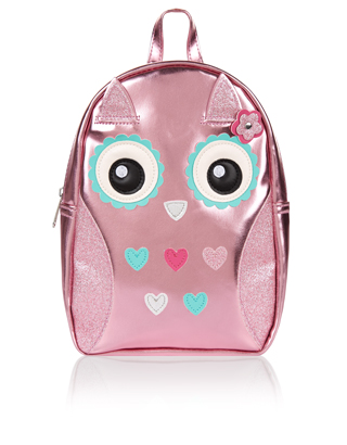 Olivia Owl Mini Backpack at Accessorize