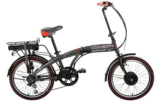 Coyote Connect Folding Electric Bike at Halfords