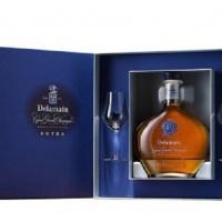 Harvey Nichols Delamain Extra de Grande Champagne Cognac Glasses Gift Pack