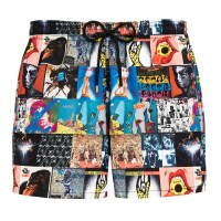 Rolling Stones Men's Swimwear at Vilebrequin