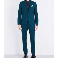 PAUL SMITH - Kensington wool suit at Selfridges
