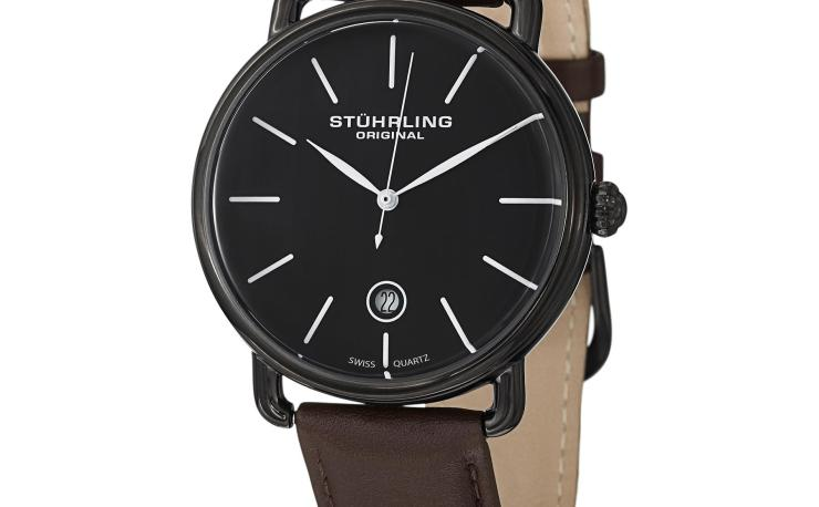 Stuhrling Original Symphony Ascot Agent Men's Quartz Watch