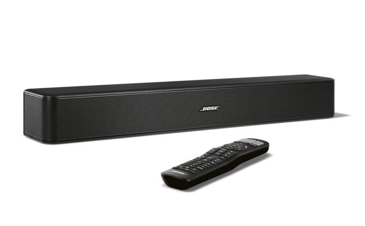 Bose Solo 5 TV Soundbar System at Amazon