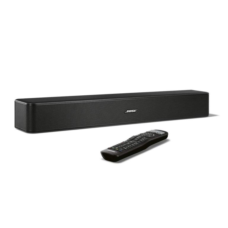 Bose Solo 5 TV Soundbar System at Amazon