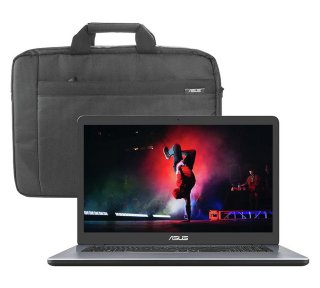 Currys electrical ASUS VivoBook X705 17.3 Inch i3 8GB 1TB Laptop & Bag