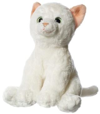 Hamleys 6-Inch White Cat