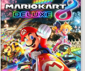 Mario Kart 8 Deluxe (Nintendo Switch) at Amazon