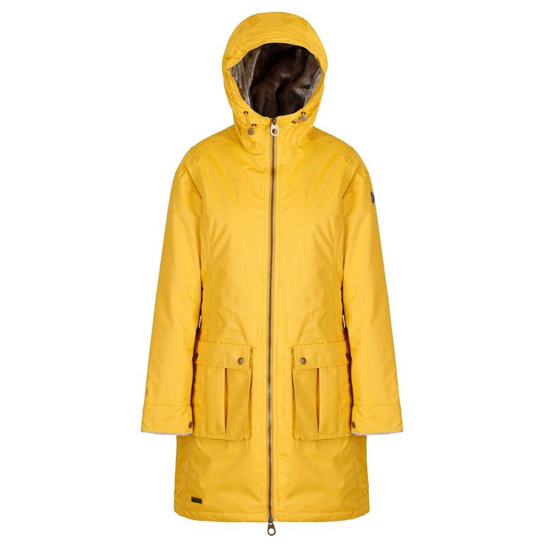 Regatta Women's Romina Waterproof And Breathable Insulated Hooded Jacket at Amazon
