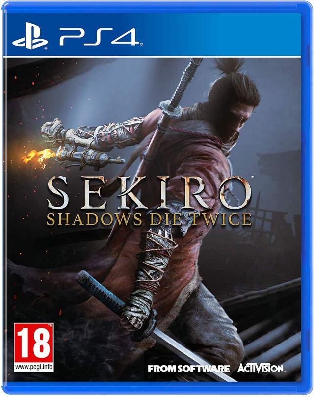 Sekiro Shadows Dies Twice PS4