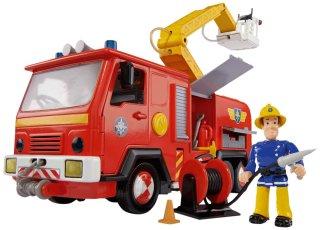 Simba Fireman Sam Jupiter Vehicle with Figure