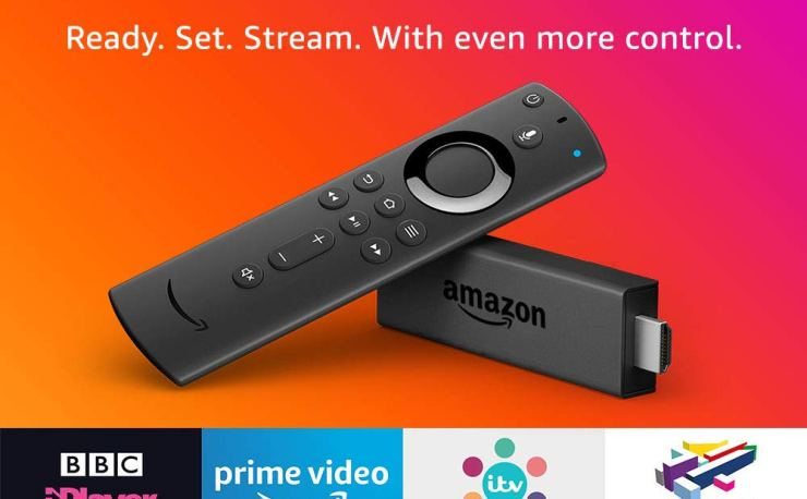 fire tv stick with all-new alexa voice remote