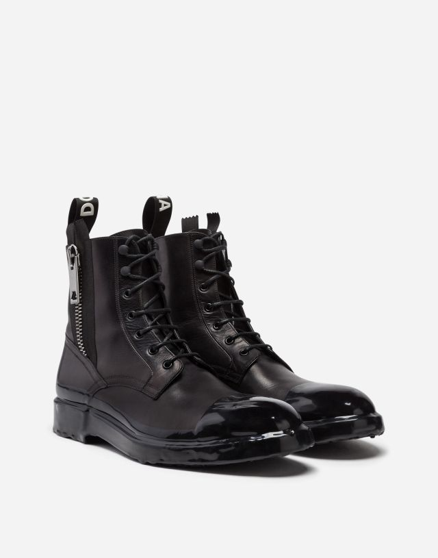 Ankle boot summer calfskin by Dolce & Cabbana