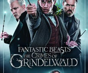 Fantastic Beasts - The Crimes of Grindelwald at Amazon
