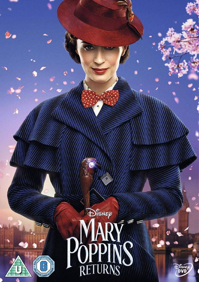 Mary Poppins Returns at Amazon