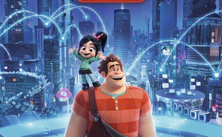 Ralph Breaks the Internet at Amazon