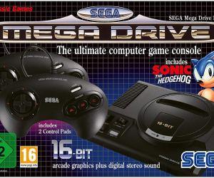 SEGA Mega Drive Mini (Electronic Games) at Amazon