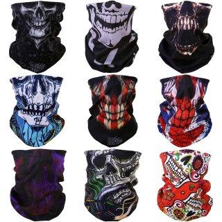 ACBunji Magic Skull Mask