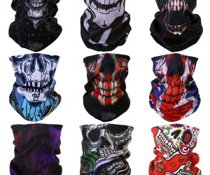 ACBunji Magic Skull Mask