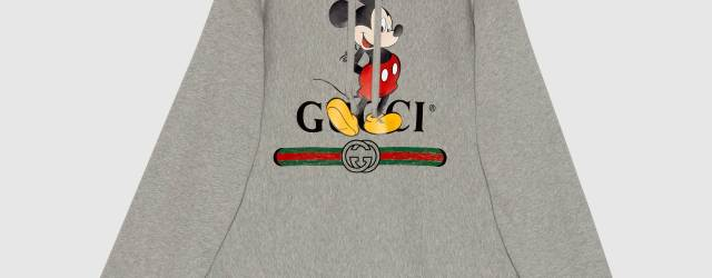 Disney-x-Gucci-hooded-sweatshirt