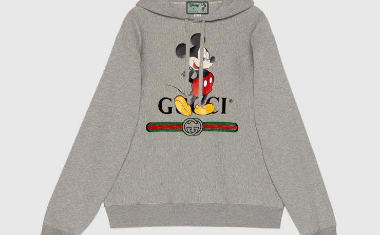 Disney-x-Gucci-hooded-sweatshirt