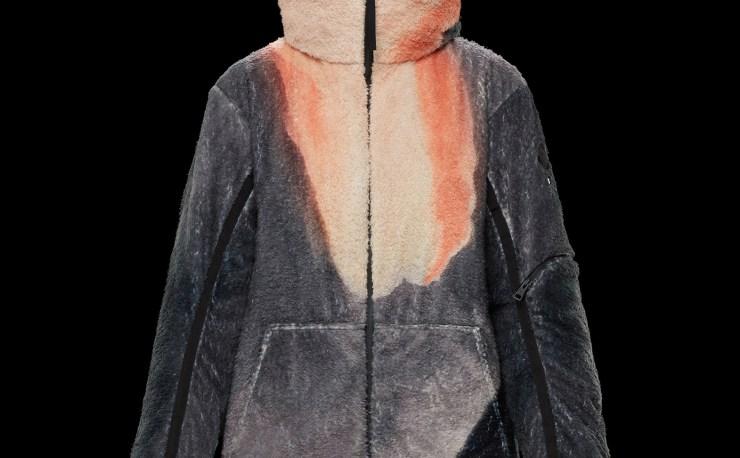 Moncler jacket Amos