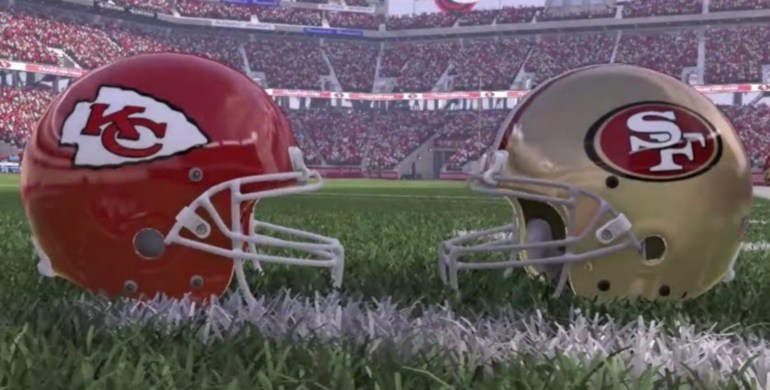 Super Bowl 2020 San Francisco 49ers-Kansas City Chiefs