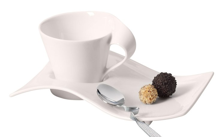 Villeroy & Boch NewWave Cafe Espresso Set