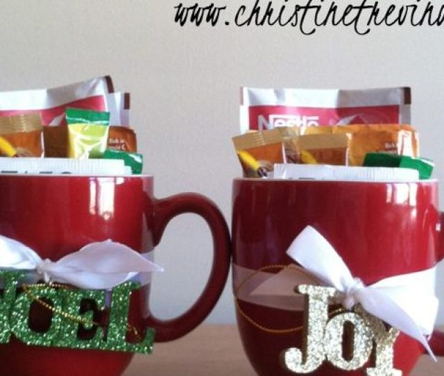 Basket Gifts  Easy And Fun Christmas Gift Ideas For Neighbors And Friends That Are Unique A