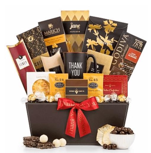 A Thousand Thanks Gift Basket