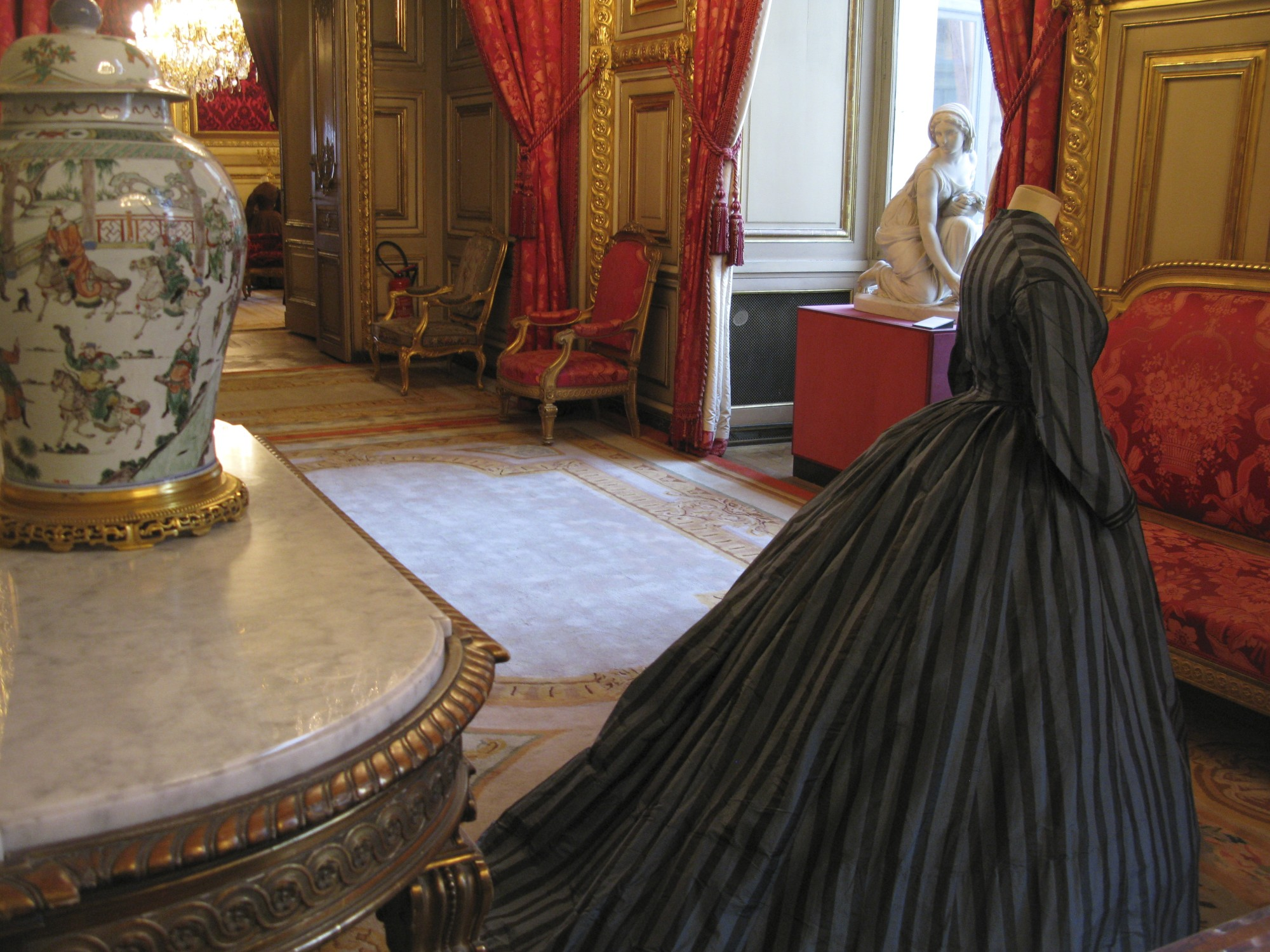 The Apartments of Napoleon III - Louvre Museum