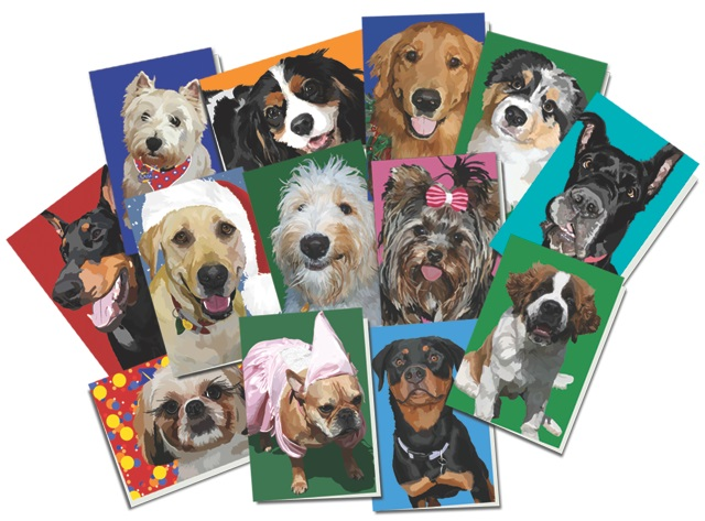 Wagging Tail Portraits
