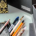 Spotlight Stationery