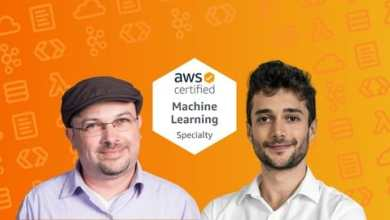 AWS Certified Machine Learning Specialty 2020 - Hands On!