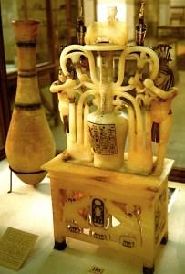 Sema Tawy Tutankhamon jar