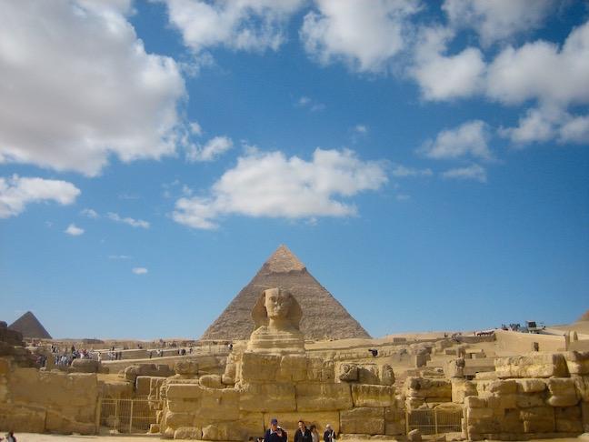 Giza plateau,photo©Antoine Gigal2017