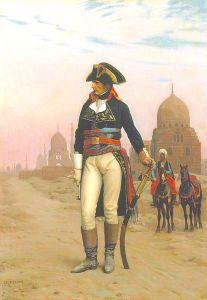 Bonaparte au Caire par Jean-LéonGérôme
