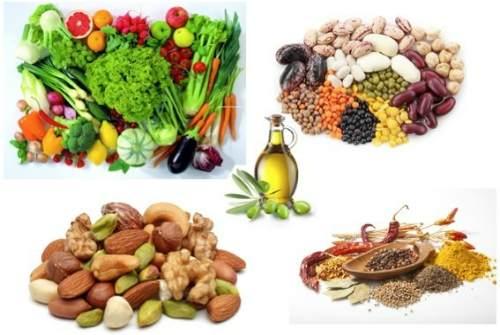 naturlig østrogen i mad